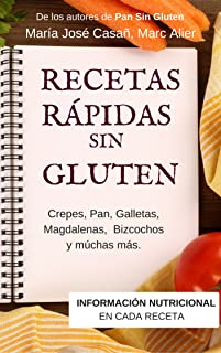 Amazon.es: harina sin gluten