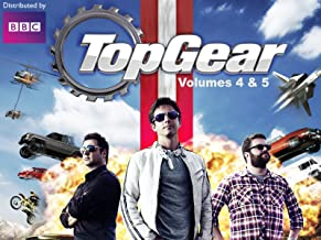 Top Gear US, Vol. 4 & Vol. 5