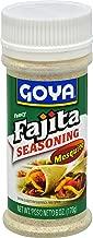 Goya Foods Mesquite Fajita Seasoning, 6 Ounce (pack of 24)