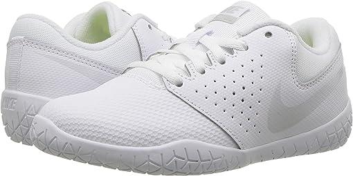 White/Pure Platinum/White