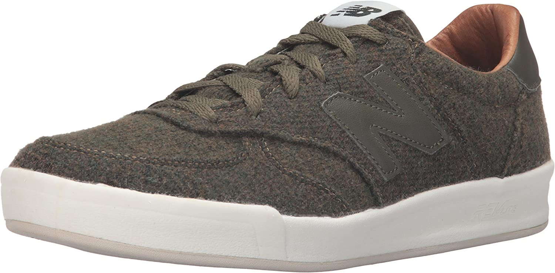 Cíclope puerta por no mencionar  Amazon.com | New Balance Men's Crt300 Classic Court Fashion Sneaker | Shoes