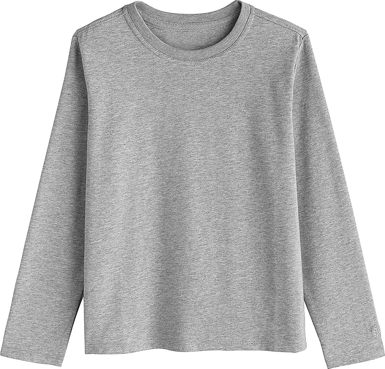 Coolibar UPF 50+ Kid's Coco Plum Everyday Denver Mall Outlet ☆ Free Shipping T-Shirt - Long Sleeve