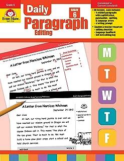 Evan-Moor Daily Paragraph Editing, Grade 6