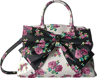 Betsey Johnson Women's Big Bow Satchel