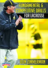 Fundamental and Competitive Drills for Lacrosse