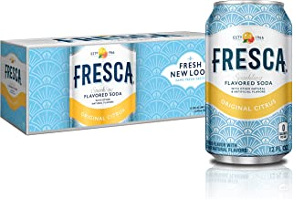 Fresca Drink, 12 Fluid Ounce (Pack of 12)