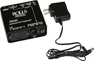 rolls Instrument FET Preamp-Di (DB325)