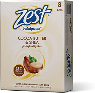 Best zest cocoa butter and shea soap Reviews