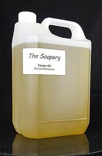 comprar comparacion Aceite de ricino puro y prensado en frío, a granel (5litros)