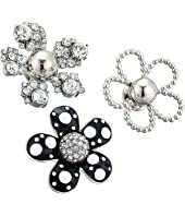 Marc Jacobs - Daisy Polka Dot Brooch Set