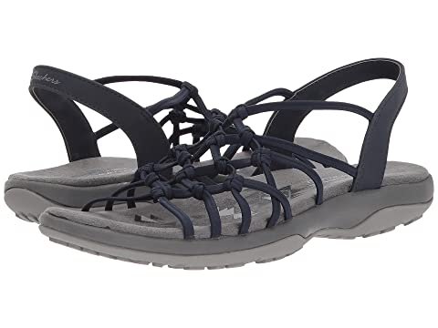 SKECHERS Reggae Slim - Forget Me Knot Navy 2018 Newest Cheap Online Cheap Shopping Online cqWrm