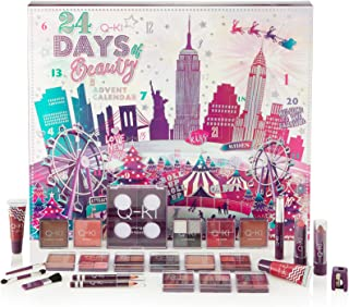 Q-KI New York 24 Days of Beauty Advent Calendar 2019