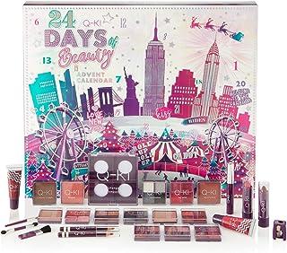 Q-KI New York 24 Days of Beauty Advent Calendar 2019