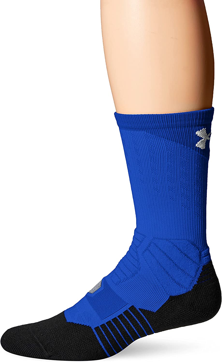 Under Max 59% OFF Armour Adult Drive OFFicial Crew 1-Pair Socks Basketball
