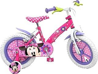 Stamp Minnie Bicycle, Niñas