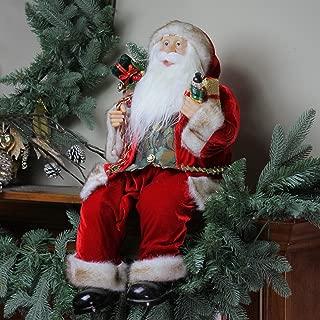 Best sitting santa claus Reviews