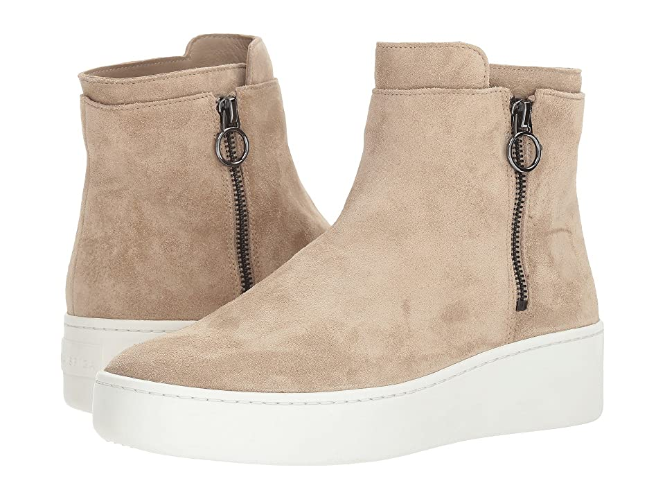 Via Spiga Easton Mid (Cement Coco Sport Suede) Women