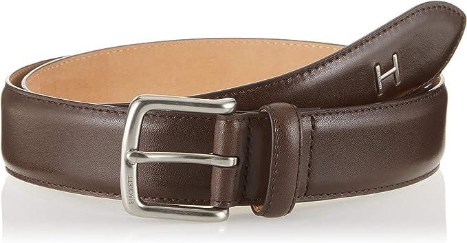 Hackett London H Logo Belts Cinturón para Hombre