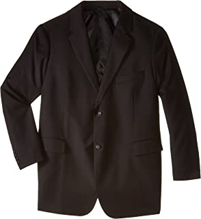 Perry Ellis Men's Big and Tall Solid Jacket