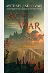 Age of War: Book Three of The Legends of the First Empire Kindle Edition