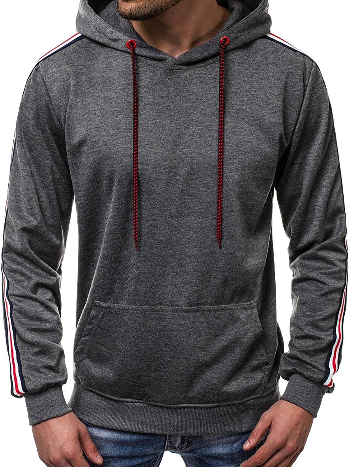 MorwenVeo Max 48% OFF Men's Fashion Athletic Cheap sale Hoodies - T-Shirts Hoode Casual