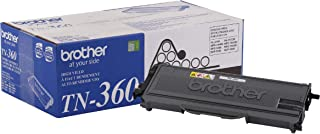 Best Brother Genuine High Yield Toner Cartridge, Black Toner, Page Yield Up To 2,600 Pages, TN360 Review