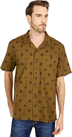 Smokey Bear Camp Shirt