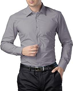 Paul Jones®Men's Shirt Business Casual Dress Shirt Cotton
