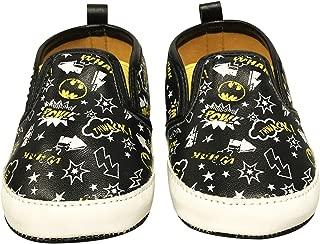 Batman Infant Soft Sole Slip-On Shoes