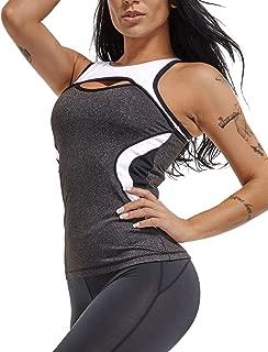 SEASUM High Impact Seamless Sports Bra Women Yoga Bra...