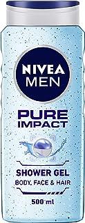 Nivea Pure Impact Shower Gel, 500ml
