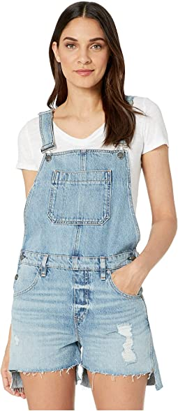 Sloane Denim Shortall in Renewal