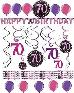 Geburtstag Party Dekoration Girlande Partygirlande Schildergirlande 30
