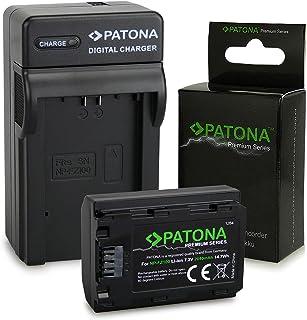 comprar comparacion PATONA 3en1 Cargador con Premium Batería NP-FZ100 Compatible con Sony Alpha 9, 7 III, 7R III, 7RM3, Sony BC-QZ1