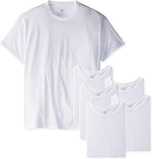 Mens TAGLESS ComfortSoft Crewneck T-Shirt