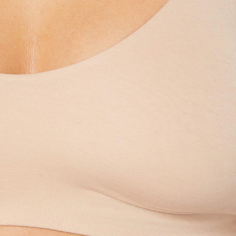 Palmers Top Natural Beauty Sujetador Deportivo para Mujer