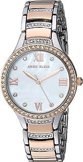 Anne Klein Dress Watch (Model: AK/3385MPRT)