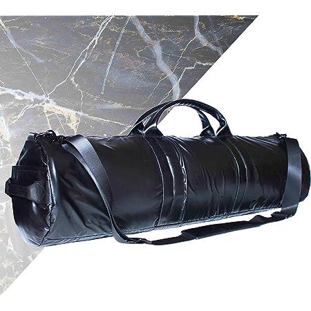 Bikram-Yoga- Extragro/ße Sporttasche umweltfreundlich,perfekt f/ür Damen mit Yoga- Pilates- Tanzausr/üstung,Gr/ö/ße von 74 x 23 x 30 cm in 5 Farbvarianten Dorical Tasche f/ür Yogamatte