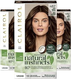 Best permanent dark brown hair dye Reviews