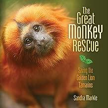 إنقاذ القرد العظيم: إنقاذ الأسد الذهبي تامارين (اكتشافات علم مارك)