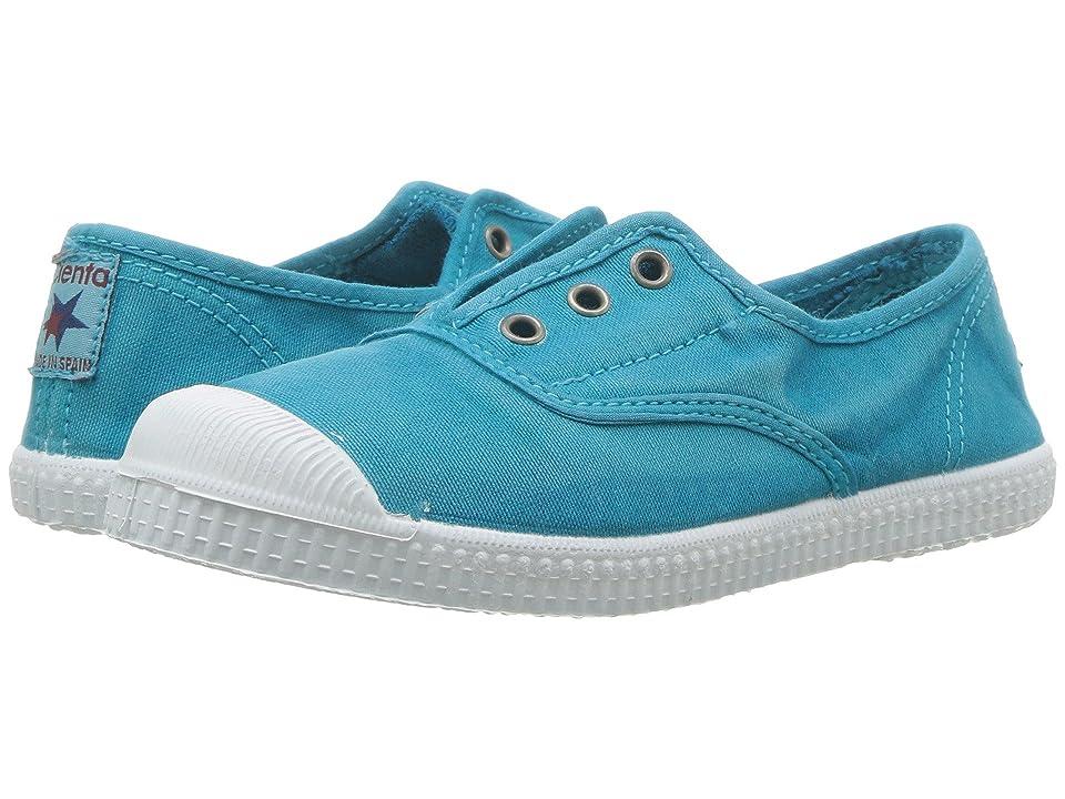 Cienta Kids Shoes 70777 (Toddler/Little Kid/Big Kid) (Turquoise) Kid