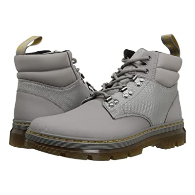 Dr. Martens Rakim (Mid Grey Ajax/Mid Grey Highgrosy Polyester/Mid Grey PU) Boots