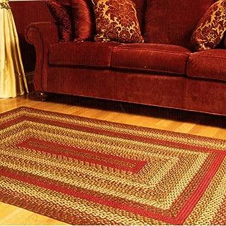 IHF Home Decor Braided Area Rug 27