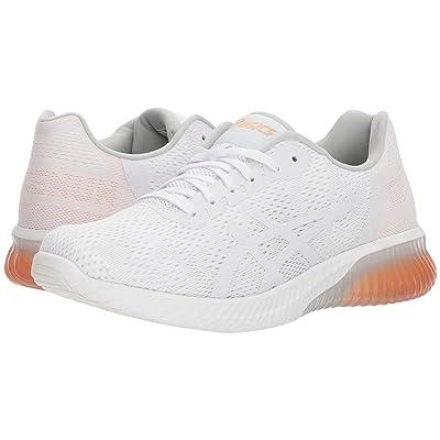 ASICS GEL-Kenun MX (White/White/Apricot) Women