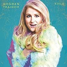 meghan trainor title cd
