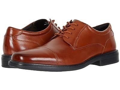 Bostonian Wenham Cap (Tan Leather) Men