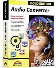 Audio Converter - Edit and convert your sound and music files to other audio formats - easy audio editing software for Win...