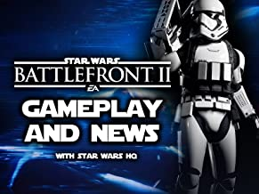 Star Wars Battlefront 2 Gameplay and News with Star Wars HQ