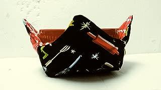 Microwave Soup Bowl Cozy - Retro Kitchen Design