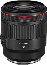 Canon RF 50mm F1.2L USM RF5012L Compact System Camera Lens Black